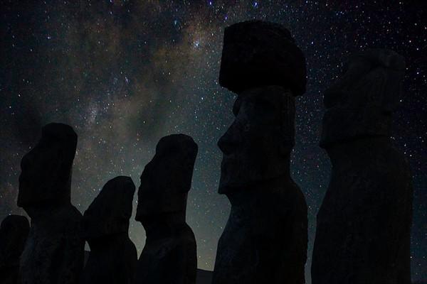 El misterio de Rapa Nui