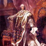 Luis XV de Francia (1710-1774), llamado el Bien Amado.