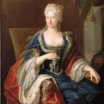 Mariana de Neoburgo (1667-1740), reina consorte de España.