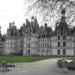 Castillo de Chambord (en la región del Centro-Valle de Loira, Francia) en la actualidad.