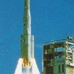 Cohete Ariane.