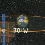 El primer sistema español de telecomunicaciones por satélite constaba de dos unidades que operaban simultáneamente.