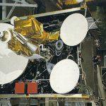 El satélite Hispasat.