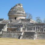 Chichén Itzá, fundada hacia el año 525, era la ciudad más importante en el norte de la región maya.
