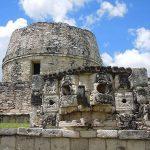 Mayapán era otra ciudad posclásica importante en el norte de la península de Yucatán.