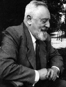Viktor Schauberger (Austria, 1885-1958), desarrollador de la tecnología de implosión.