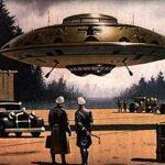 Aunque al final de la Segunda Guerra Mundial resultaba evidente que era imposible coordinar los esfuerzos y mermaban los recursos, los alemanes no dejaron en ningún instante de perfeccionar su armamento. El ingeniero aeronáutico británico Roy Fedden remarcó que la única maquinaria capaz de aprovechar las capacidades atribuidas a los platillos voladores era aquella diseñada por los nazis cerca del final del conflicto bélico, trabajando en proyectos muy inusuales como los aviones a reacción, el misil dirigido V-1 y el misil balístico V-2, que posteriormente formaría la base de los primeros programas espaciales y de misiles de la Unión Soviética y de los Estados Unidos.