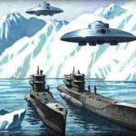 En aquellos días de guerra mundial, la escuadra submarina alemana era la más perfeccionada de todo el planeta. Antes de la Segunda Guerra Mundial, el almirante Dönitz había presionado para conseguir que la flota germana se basara en submarinos, pues concebía los buques de superficie altamente vulnerables y, además, la Armada Británica era mucho más poderosa en este tipo de embarcaciones no sumergibles. Al final del conflicto bélico, los últimos modelos de submarinos alemanes operativos, los del tipo XXI y XXIII, fueron capturados intactos por los aliados, principalmente norteamericanos y soviéticos. Estos sirvieron de base para desarrollar clases de submarinos dotados con los adelantos de la ingeniería naval alemana.