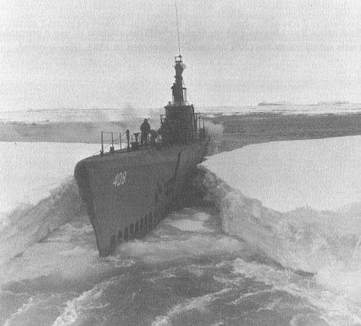 Submarino USS Sennet