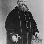 Eliphas Lévi, mago y escritor ocultista francés.