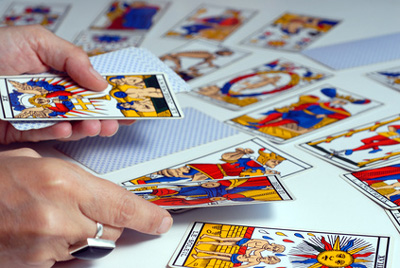 Interpretación del tarot