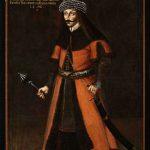 Vlad Tepes es el fruto de la salvaje guerra que se vivió a principios de la Edad Moderna en los Balcanes, con los turcos dispuestos a conquistar toda Europa oriental. En la imagen, en una pintura del castillo de los Esterházy (siglo XVII).