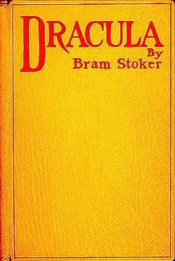 Novela de Bram Stoker