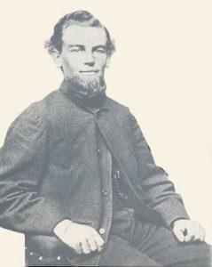 Benjamin Spooner Briggs, capitán del Mary Celeste, nacido en Wareham (Massachusetts, Estados Unidos) en el seno de una amplia familia de navegantes.