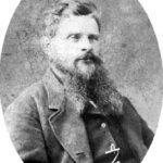 David Reed Morehouse, capitán del Dei Gratia.