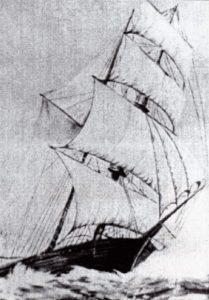 """La cabina del capitán fue hallada intacta y su pipa se encontraba lista sobre su mesita de noche, existiendo una tradición de la época que dice que """"ningún marino deja el barco sin su pipa""""."""