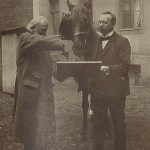 Wilhelm von Osten, aunque nunca compartió las conclusiones finales del estudio sobre las capacidades reales de su amigo, siempre se mostró dispuesto a colaborar de buen grado con los investigadores del caso.