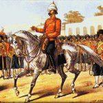 La Compañía Británica de las Indias Orientales gobernó de manera despótica y abusiva hasta 1858, fecha en que fue disuelta con motivo de la revuelta de los cipayos.