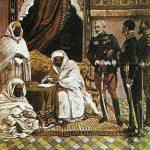 La penetración francesa en el norte de África fraccionó al mundo musulmán.