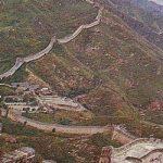 La Gran Muralla, símbolo del aislamiento de China y de su secular hostilidad a la penetración extranjera.