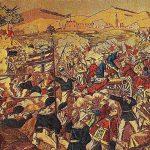 Las guerras coloniales y las revueltas populares del s. XIX liquidarán la China imperial de la dinastía Manchú y originarán su occidentalización.