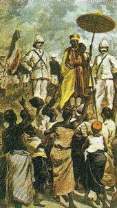 Los caciques indígenas colaboraron a veces con el colonialismo europeo.