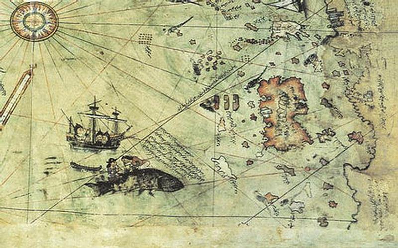 La invisible isla de San Borondón.
